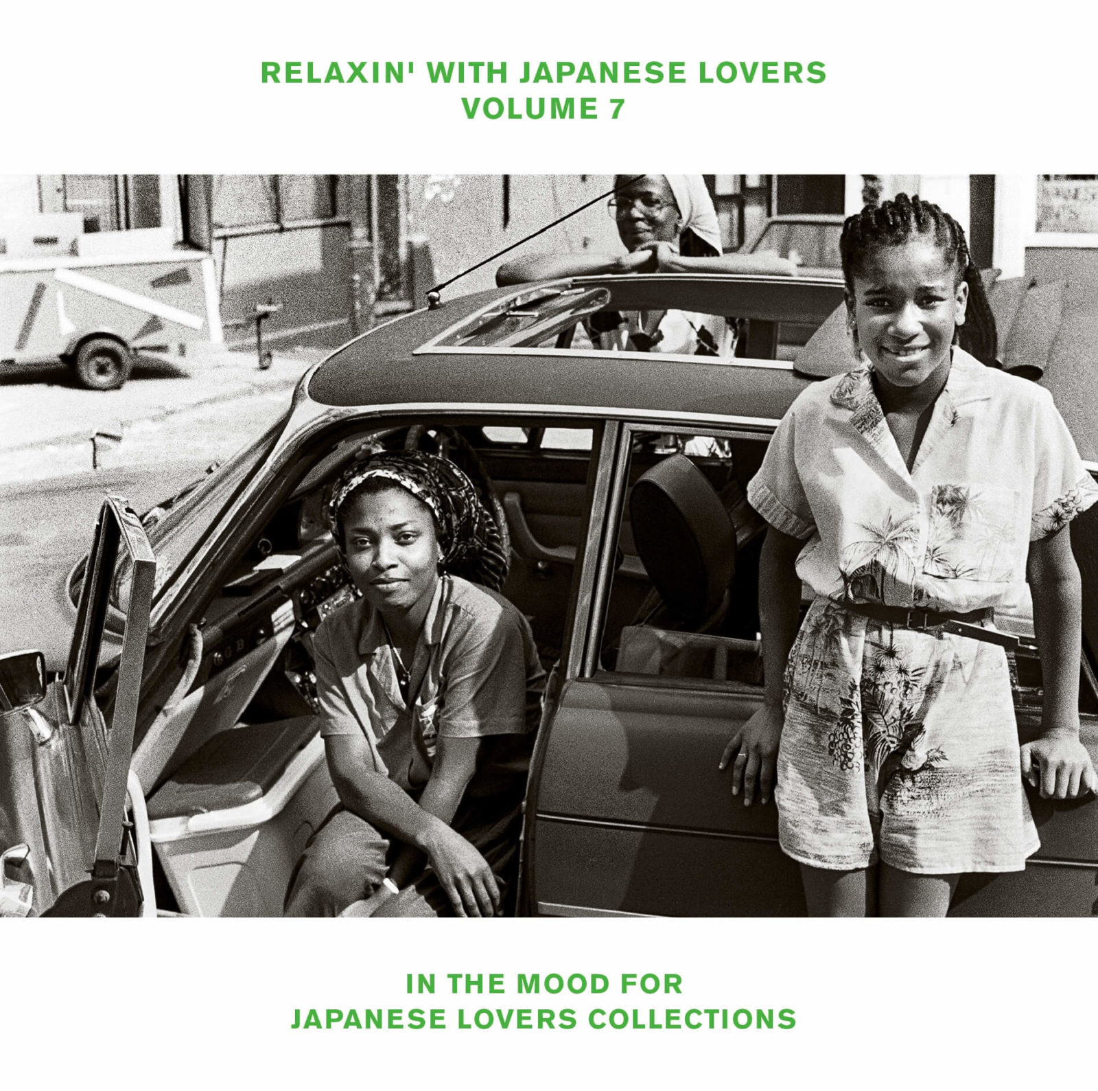 コンピレーション・アルバム「RELAXIN'WITH JAPANESE LOVERS VOLUME 7」発売決定サムネイル画像