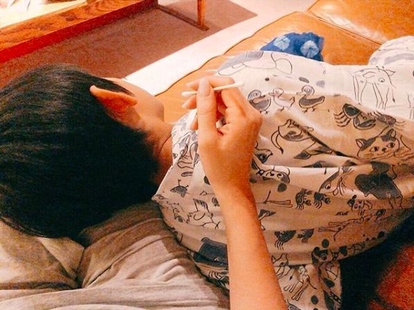 """紗栄子、福原愛さんの夫婦映像に影響された息子の""""お願い""""に「可愛い」サムネイル画像"""