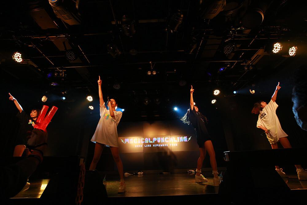 移籍第一弾シングル曲に注目!マジカル・パンチライン「アイドルは素敵だなって」【「IDOL CONTENT EXPO ~大無銭祭~」出演グループインタビュー】