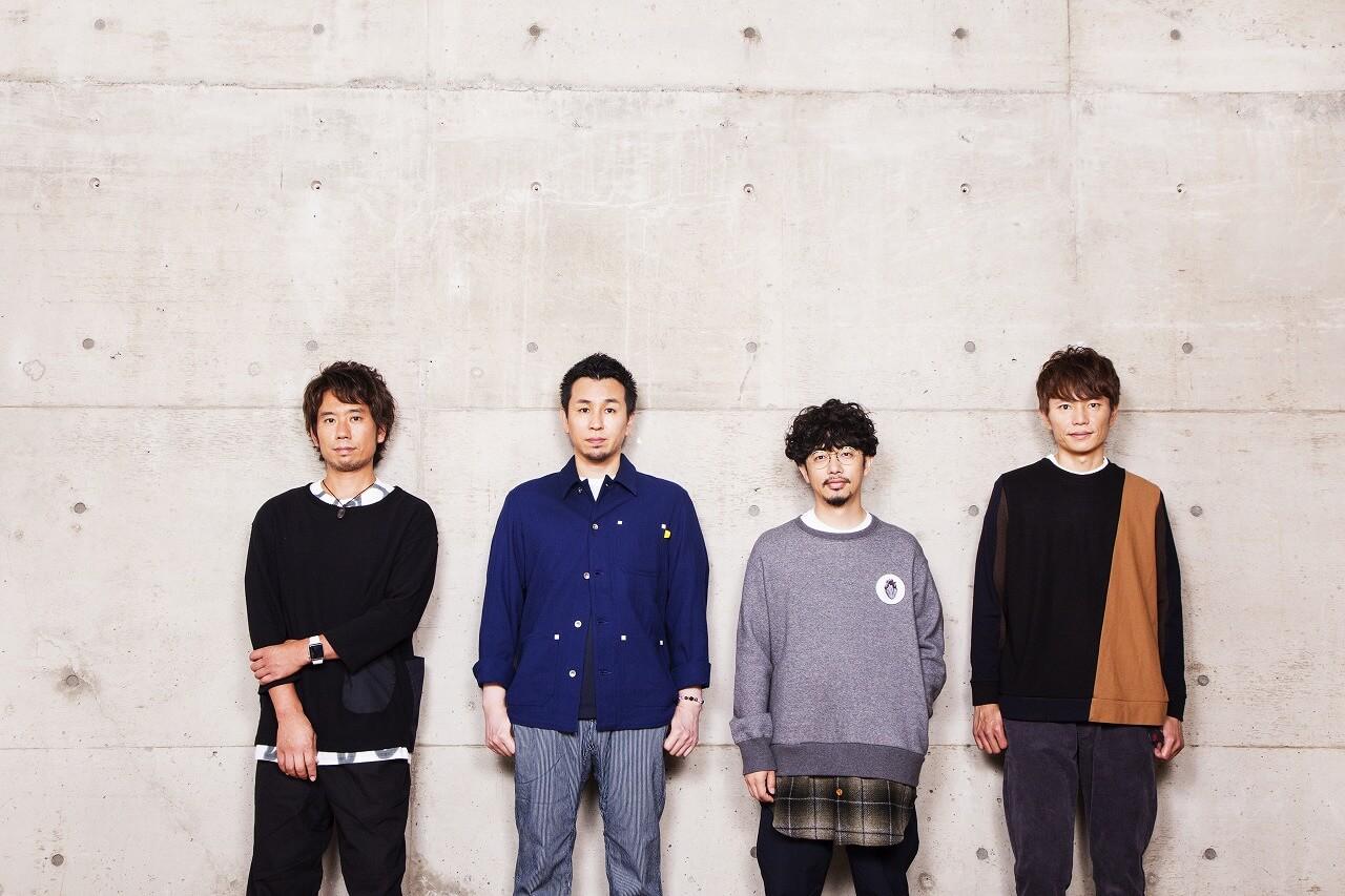 ASIAN KUNG-FU GENERATION、新曲「スリープ」が映画『スタートアップ・ガールズ』の主題歌に決定サムネイル画像