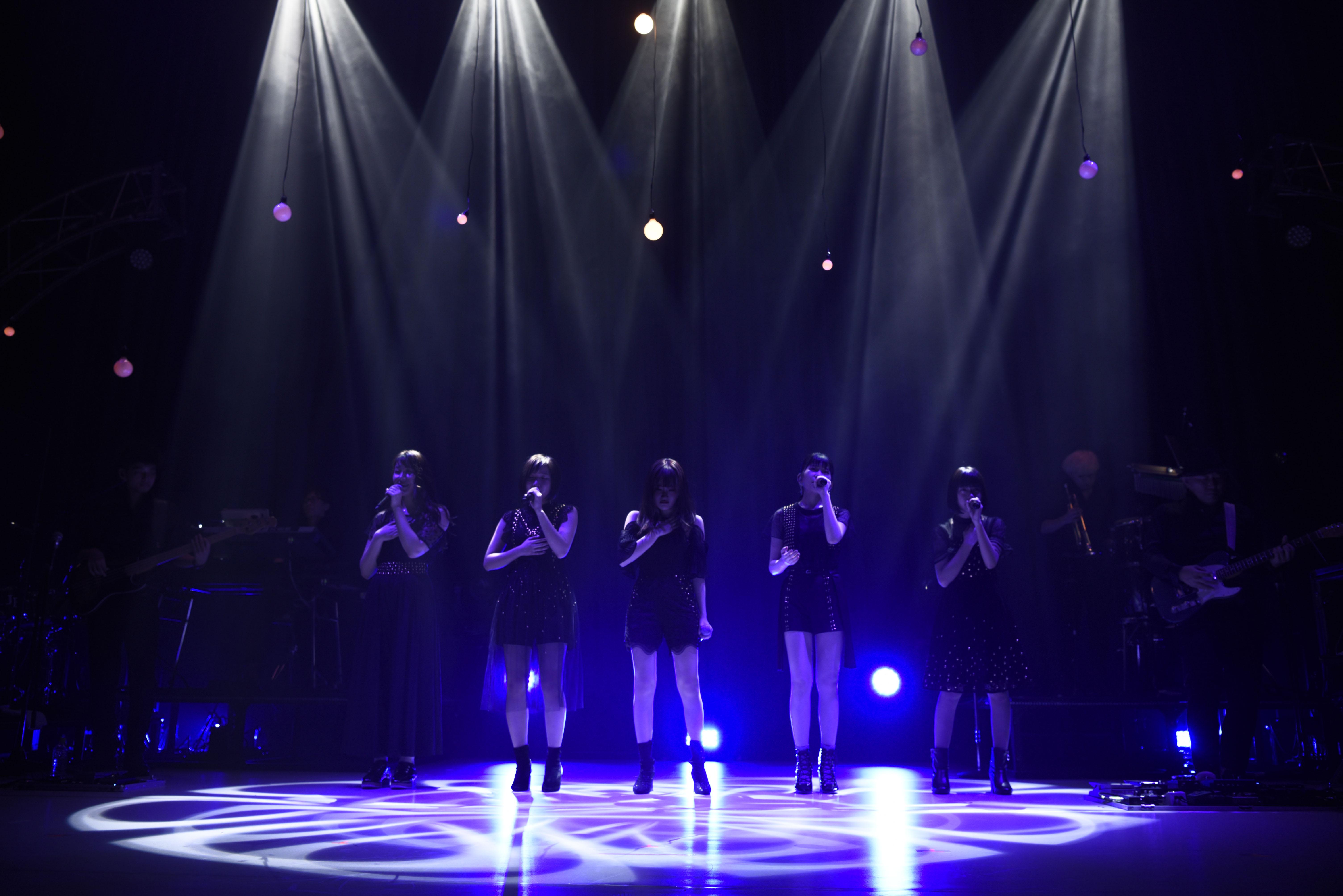 Little Glee Monster、2月に行う武道館公演をWOWOWで放送決定