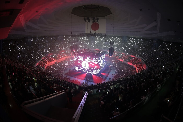 amazarashi、武道館公演に1万2千人が感動!リビングデッドのMVも遂に一般公開
