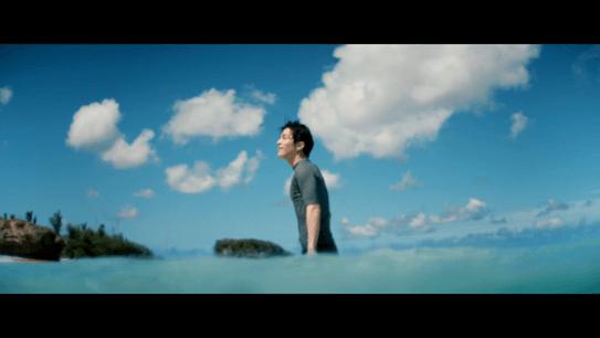 岩田剛典、水着姿で沖縄の海に「平成最後の夏を感じられた」サムネイル画像