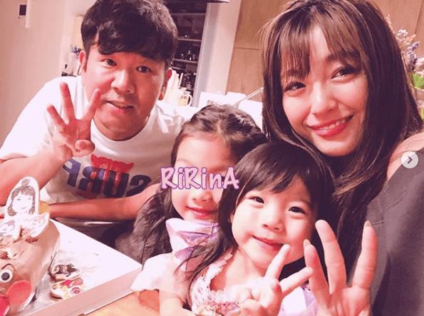 木下優樹菜、家族4人での誕生日ショット投稿に反響「そっくり!!」サムネイル画像