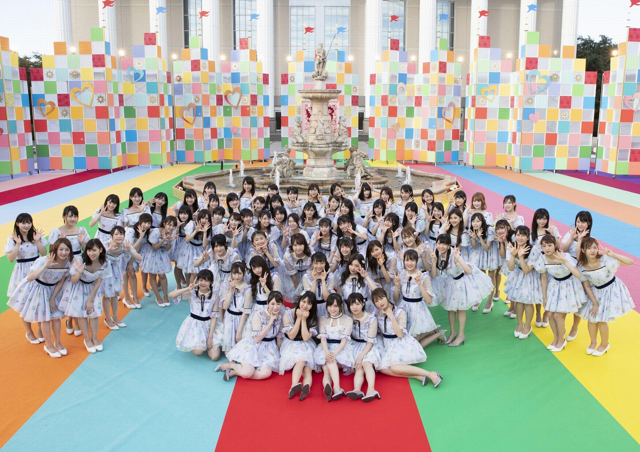 今夜のMステはNMB48山本彩ラスト!Kis-My-Ft2、GENERATIONS、DA PUMPら出演