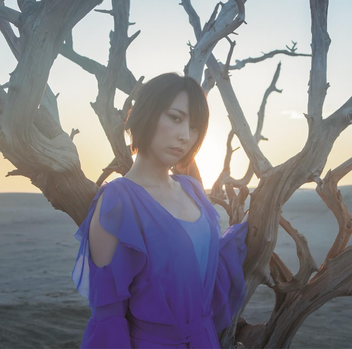 藍井エイルの新曲「UNLIMITED」がVRゲーム「東京クロノス」OPテーマに決定サムネイル画像