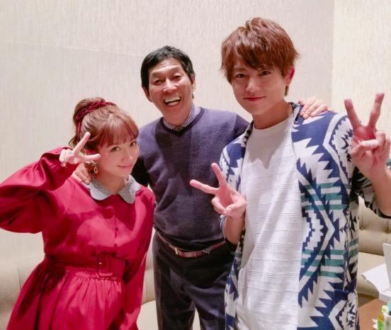 第4子出産間近の辻希美&杉浦太陽、初TV夫婦共演で明石家さんまと3ショット