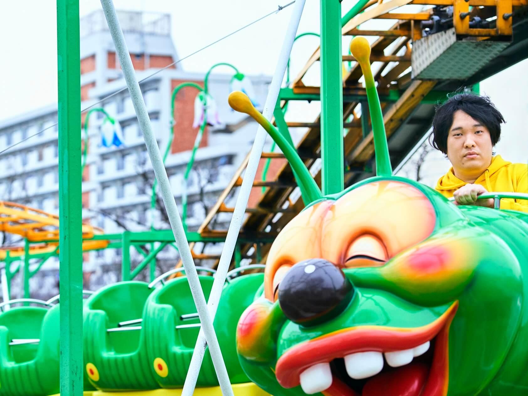 岡崎体育、3rd Album『SAITAMA』発売決定