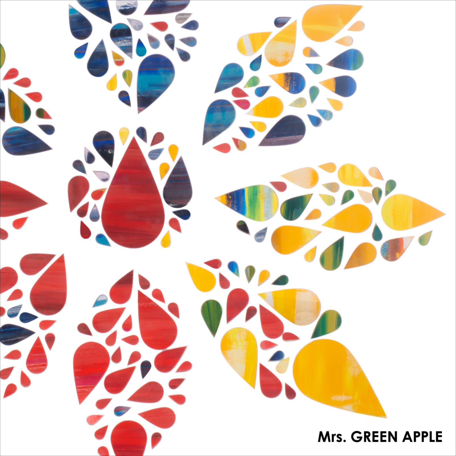 Mrs. GREEN APPLE、ニューシングルのジャケット写真&映像作品のダイジェスト映像公開サムネイル画像