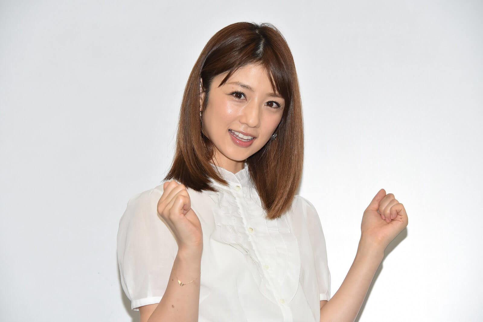 """小倉優子、""""喧嘩ドッキリ""""への対応に反響「高感度爆上げフィーバー」サムネイル画像"""