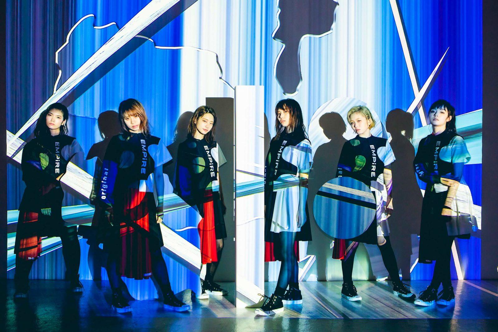 EMPiRE、初シングル『ピアス』がTVアニメ「FAIRY TAIL」ファイナルシリーズ第2クール EDテーマに決定サムネイル画像