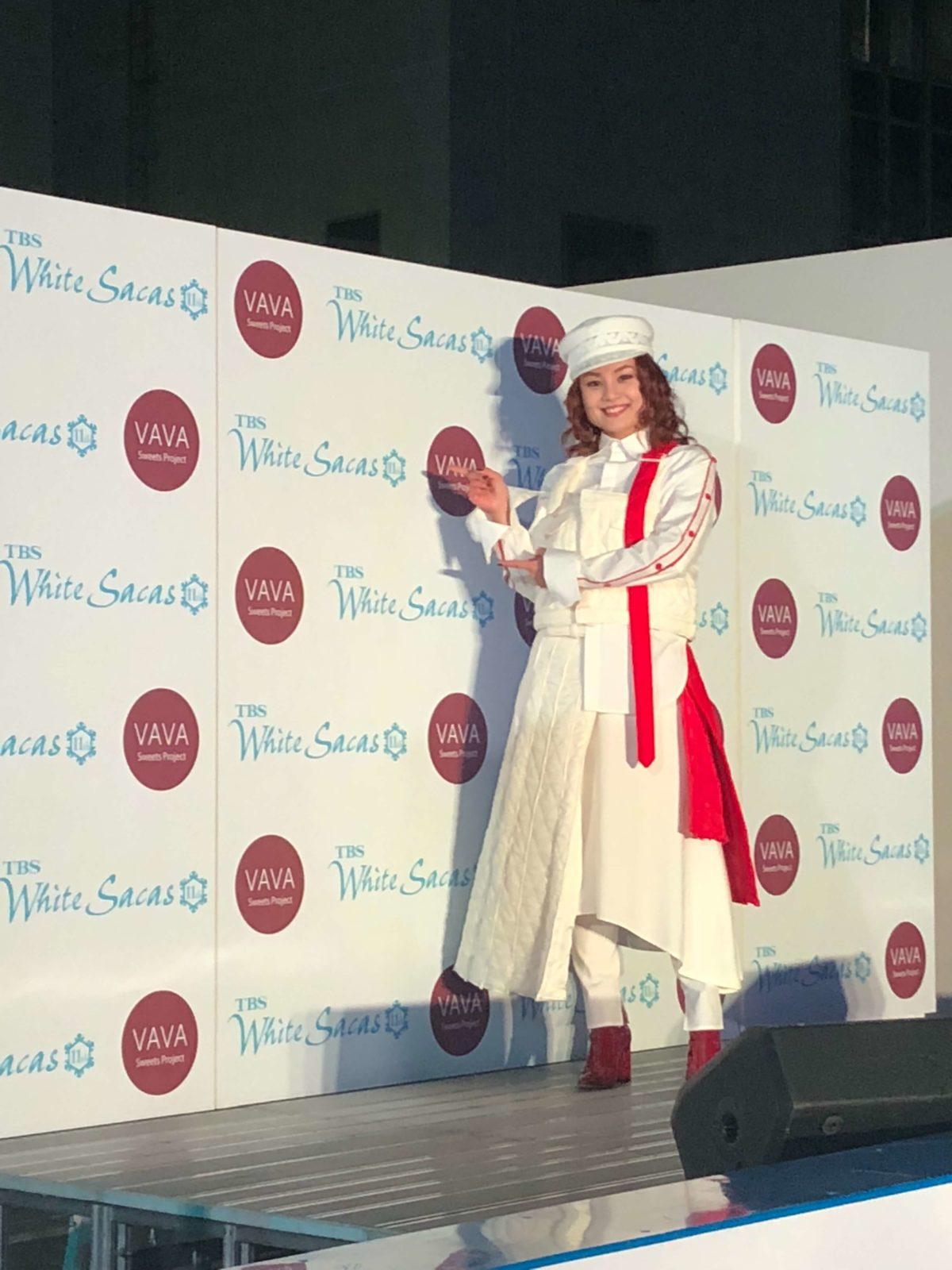 TABARU「White Sacas」年末スペシャルライブで熱唱サムネイル画像