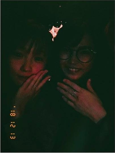 川栄李奈、AKB48横山由依との誕生祝い写真公開で「素敵な関係」「さいこうすぎ」