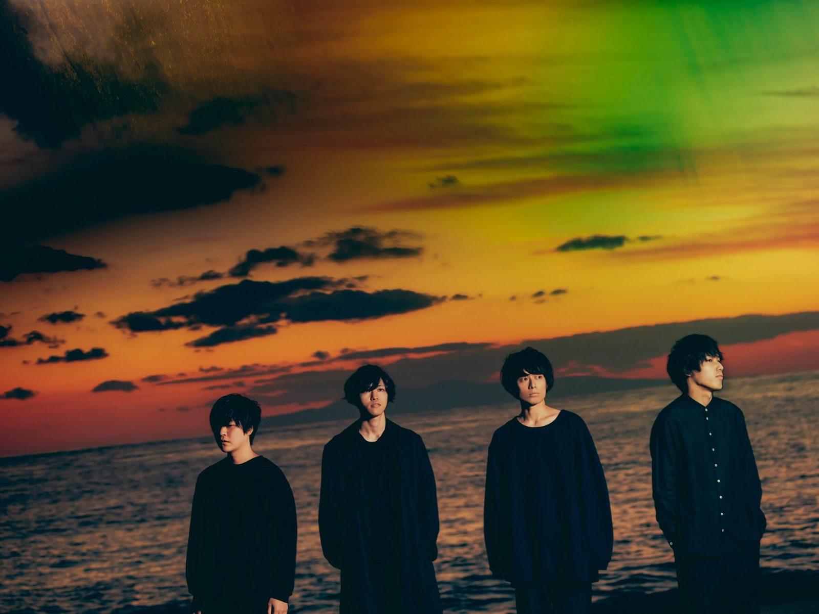 京都発4ピースバンドmol-74、メジャーデビュー&再録10曲に新曲を加えたフルアルバムリリース決定サムネイル画像!