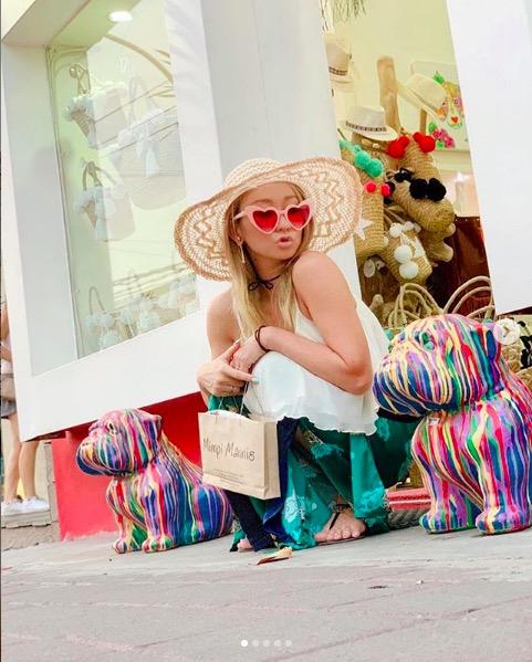 倖田來未、帽子&サングラスのリゾートコーデ写真公開で絶賛の声「可愛いが渋滞」「オフのくうちゃん見れるん嬉しい」サムネイル画像