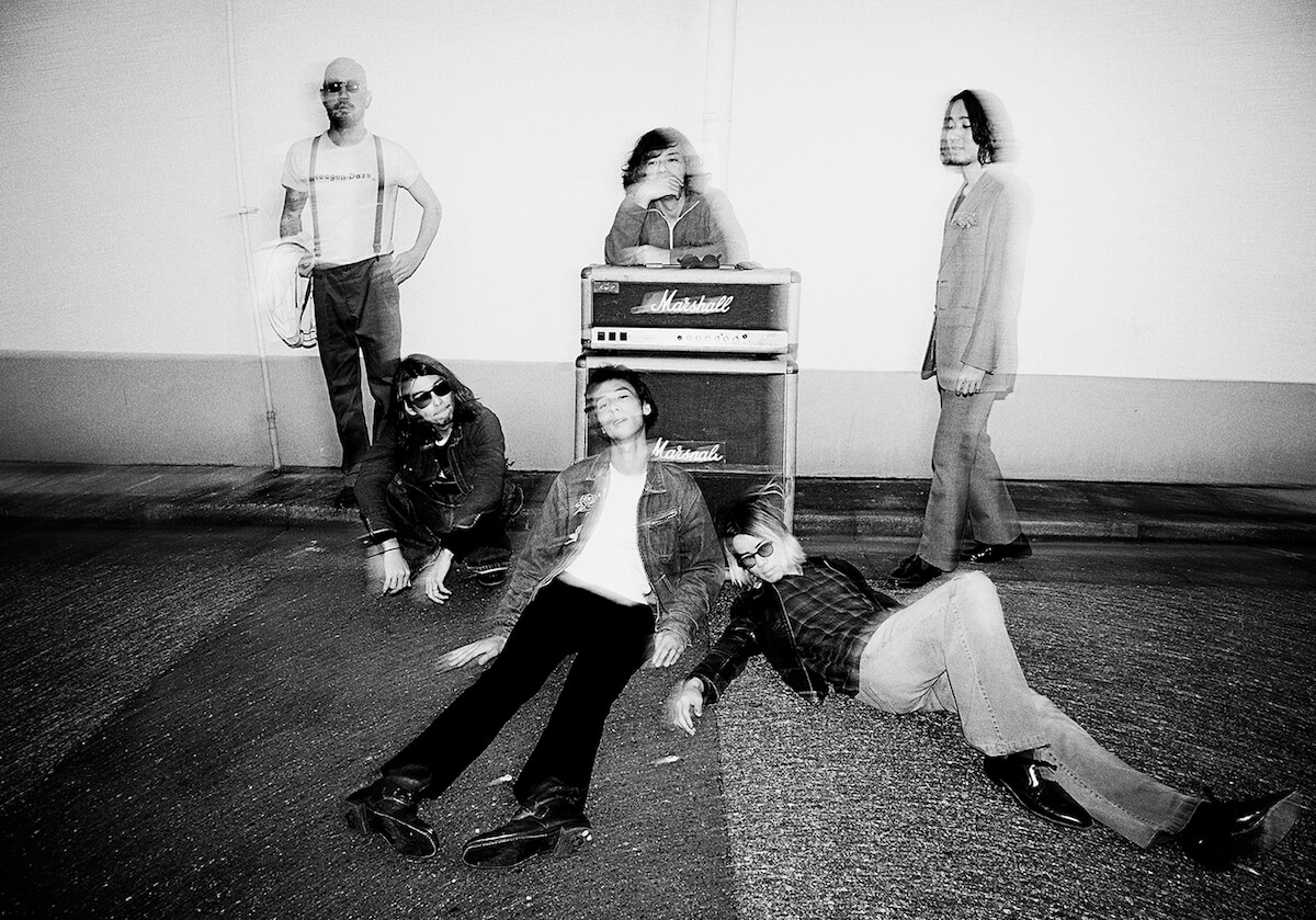 Suchmos、 3月27日に3rd Full Album『THE ANYMAL』リリース決定サムネイル画像
