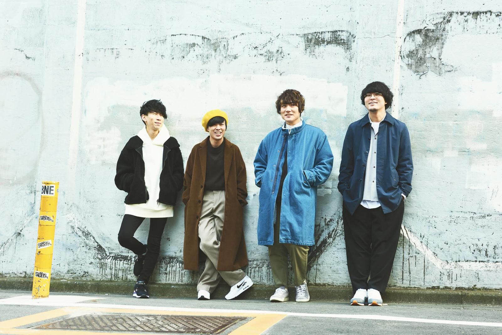 The Floor 2月20日発売ミニアルバムより「Clover」先行配信開始サムネイル画像!