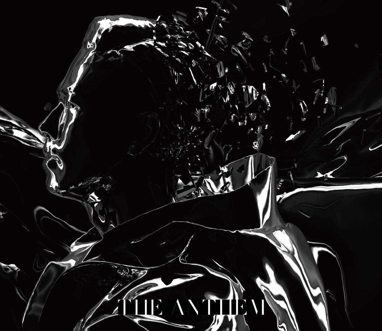 AK-69、Def Jam Recordings 2ndアルバム『THE ANTHEM』の全収録曲タイトル、ジャケット・アートワークが公開サムネイル画像