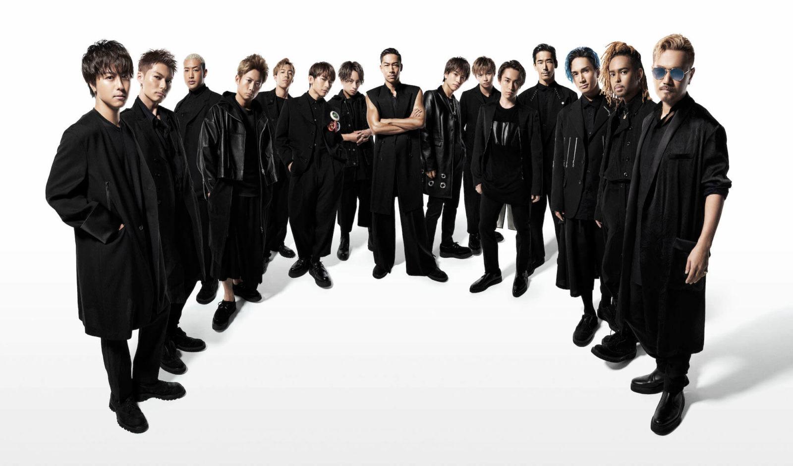 EXILEの2019年の幕開けを飾る新曲「Love of History」が配信スタートサムネイル画像!