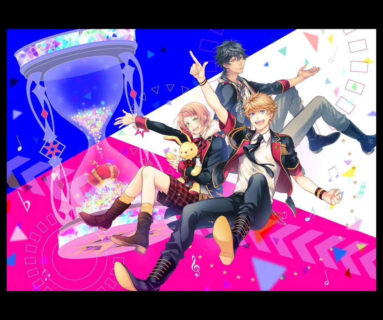大人気アプリゲーム 「アイ★チュウ」初のベストアルバム2作連続リリース決定サムネイル画像