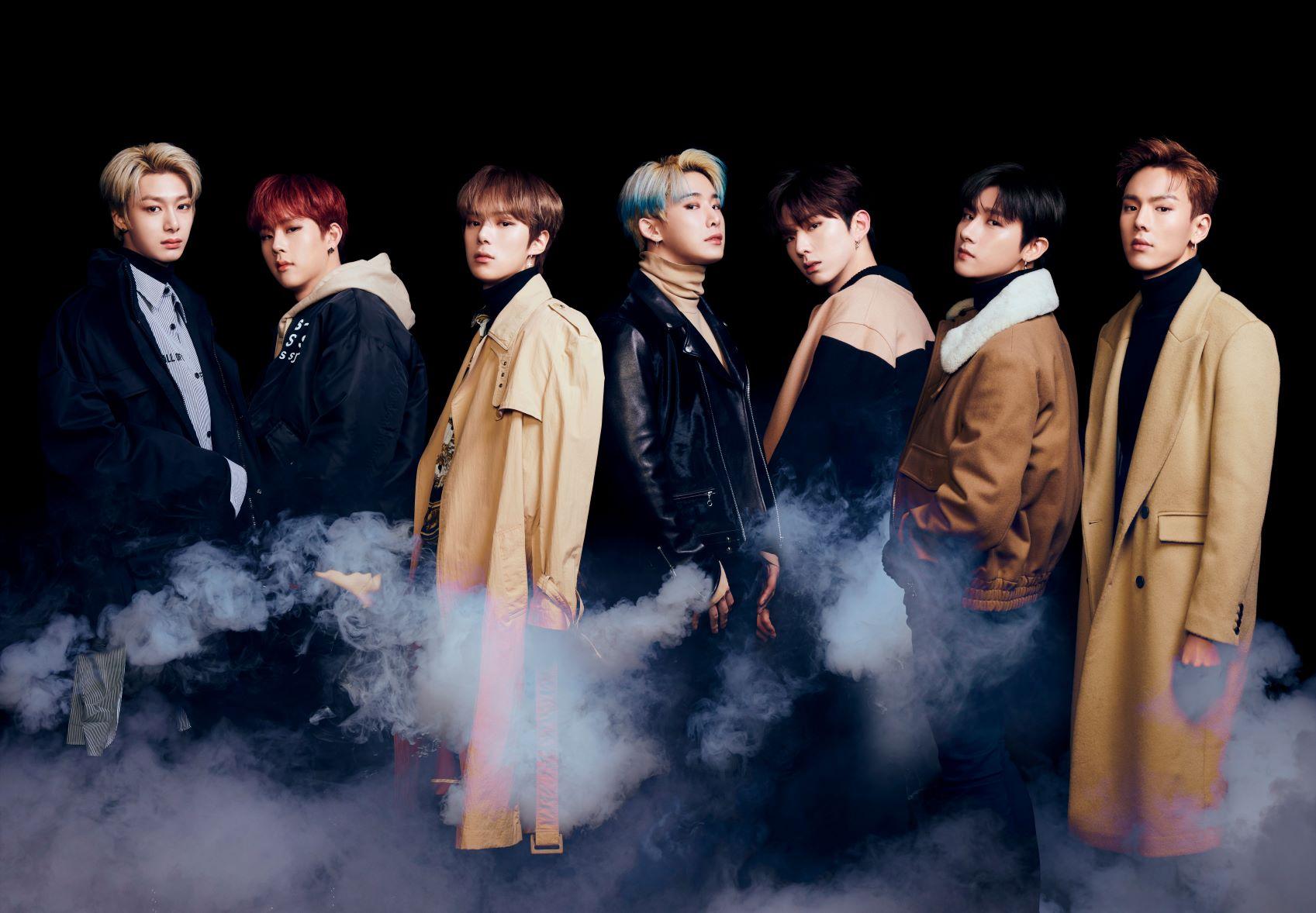 MONSTA X、韓国で4冠を達成した日本語ver. 5thシングル「Shoot Out」発売決定&新ビジュアル解禁