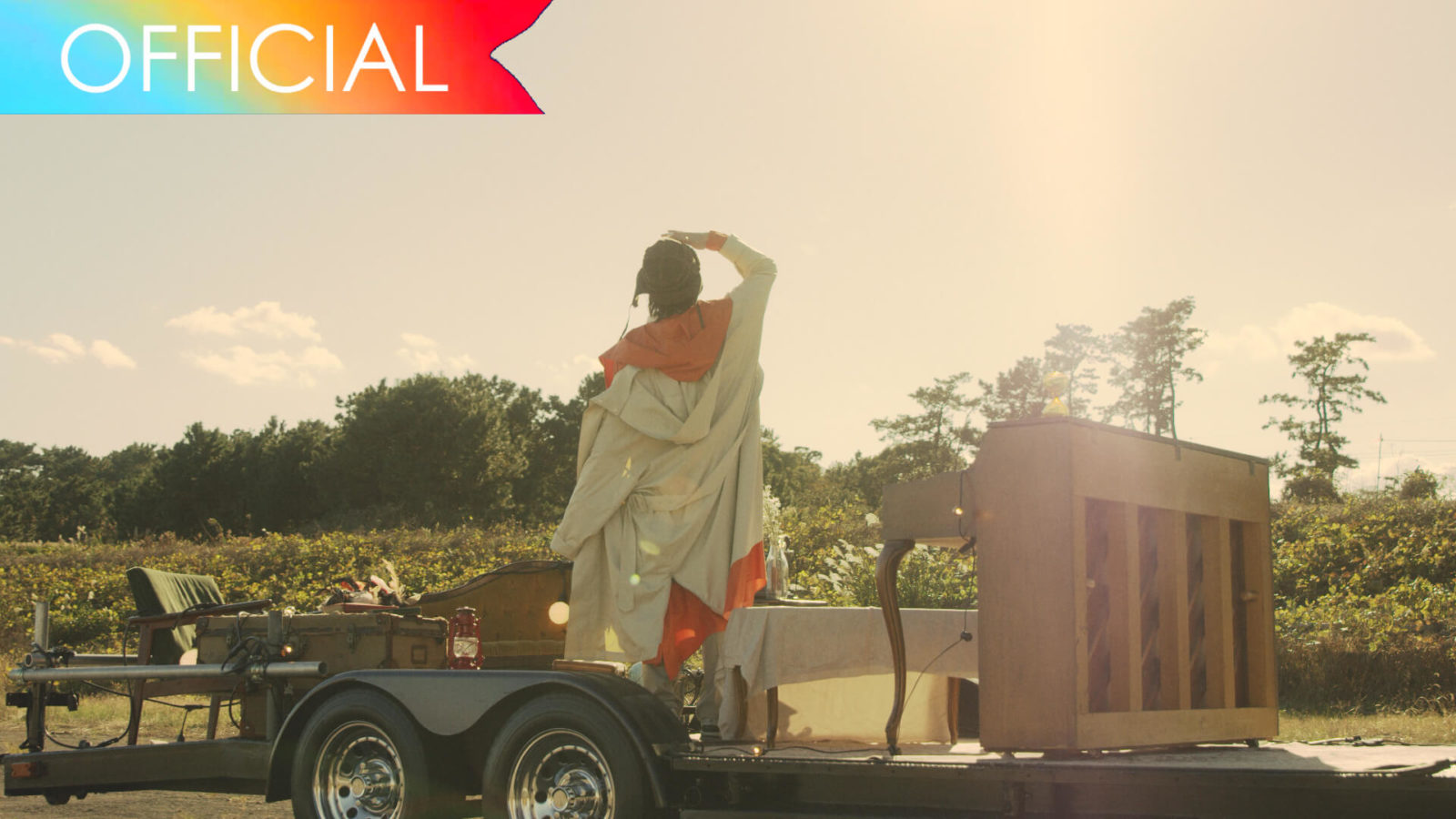 ビッケブランカ、才気爆発のバレンタイン・ソング「Winter Beat」のミュージックビデオが完成サムネイル画像!