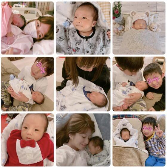 辻希美、出産後の親子2ショットや2018年の家族まとめを公開「最高の幸せ」サムネイル画像