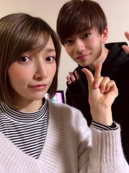 後藤真希、イケメン甥っ子の俳優と仲良し新年会ショット公開「感謝だよ」サムネイル画像