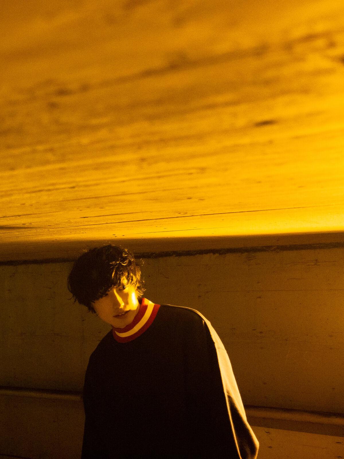 江沼郁弥、3ヶ月連続デジタルシングルリリース&着席スタイルのZeppワンマンライブ開催決定サムネイル画像