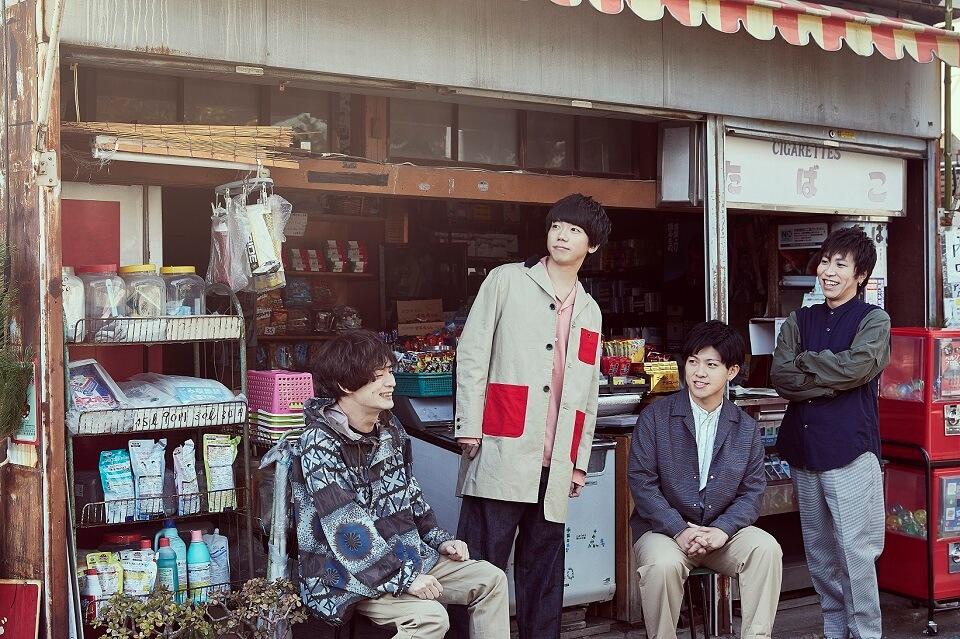 sumika、フジテレビ系『痛快TV スカッとジャパン』にアルバム収録曲「ゴーストライター」を提供サムネイル画像