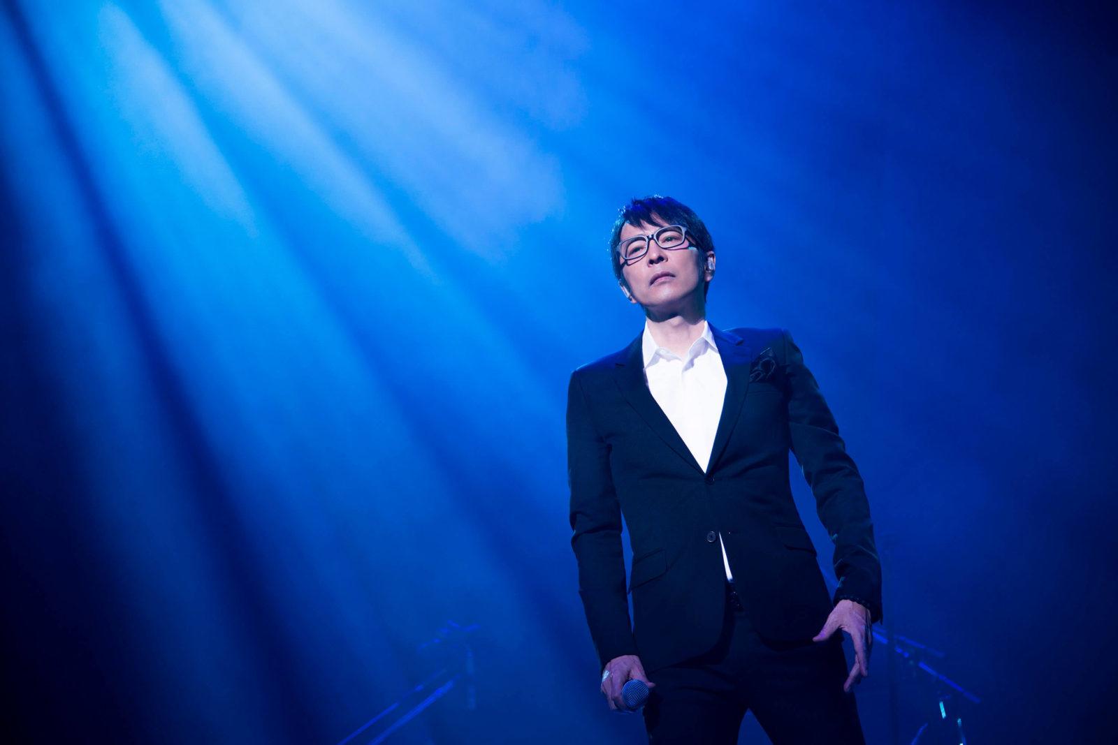 徳永英明、デビューから90年代前半のヒット曲を中心に構成されたツアーの東京公演を放送