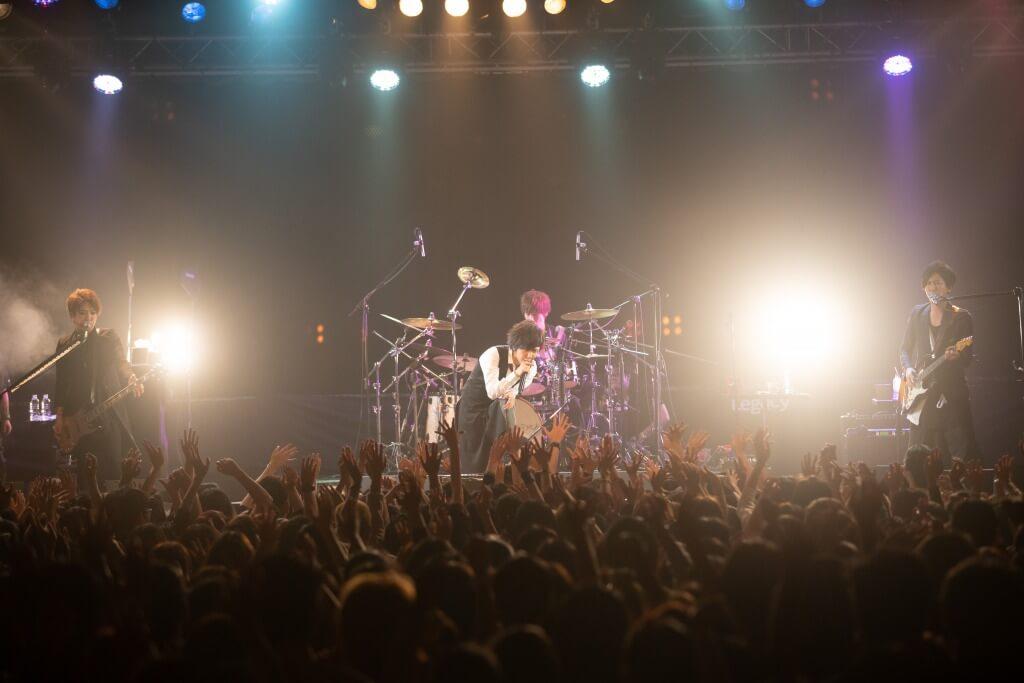 「愛!台湾!」シド、5年ぶりの台湾公演成功サムネイル画像