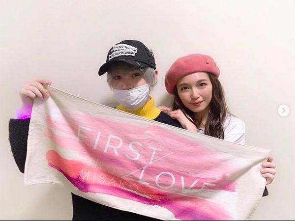 AAA宇野実彩子&末吉秀太、2ショットをそれぞれ公開し反響「神ショット」「尊い」