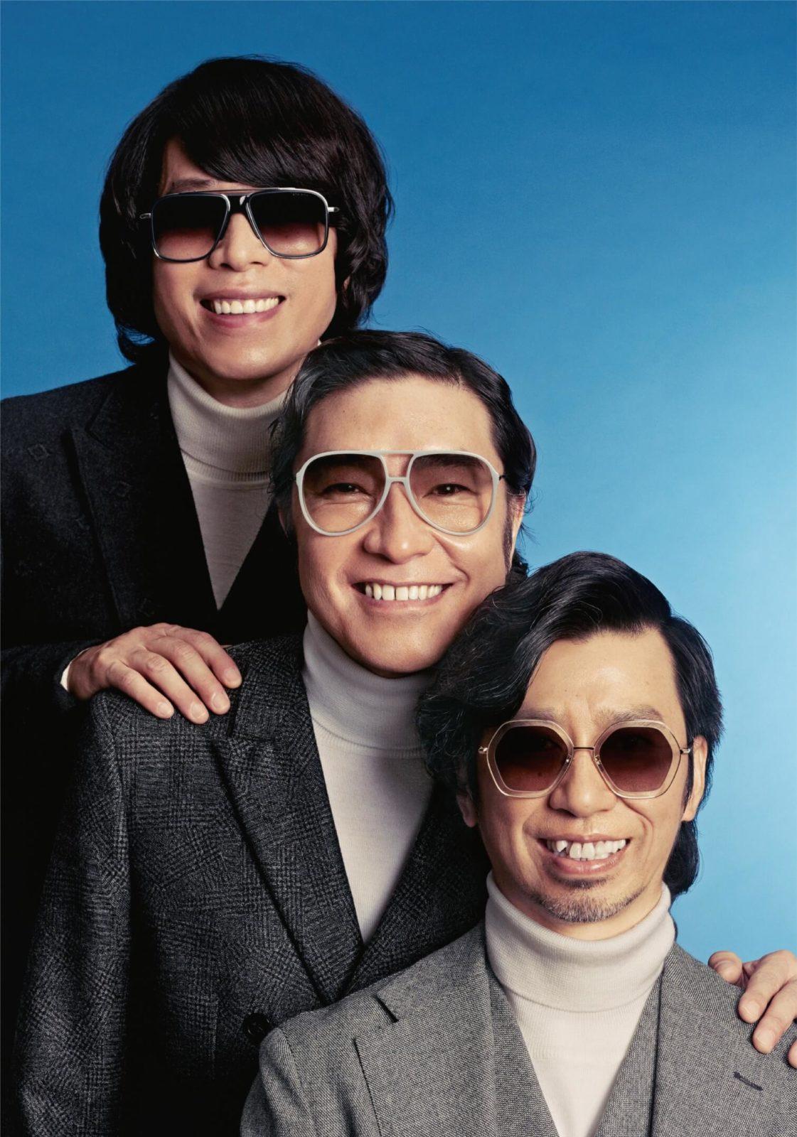 ウルフルズ、ワンマンツアータイトルと桜井秀俊(真心ブラザーズ)のサポート出演が決定サムネイル画像