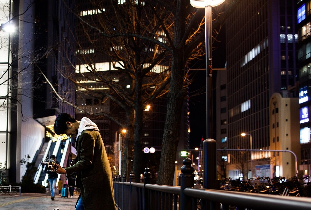 大阪の鬼才、ASAYAKE 01が初の全国流通盤をリリースサムネイル画像