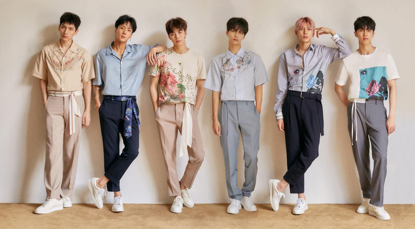 VIXX、メンバーNの入隊を控えメッセージソング「歩いている」シングルリリース決定