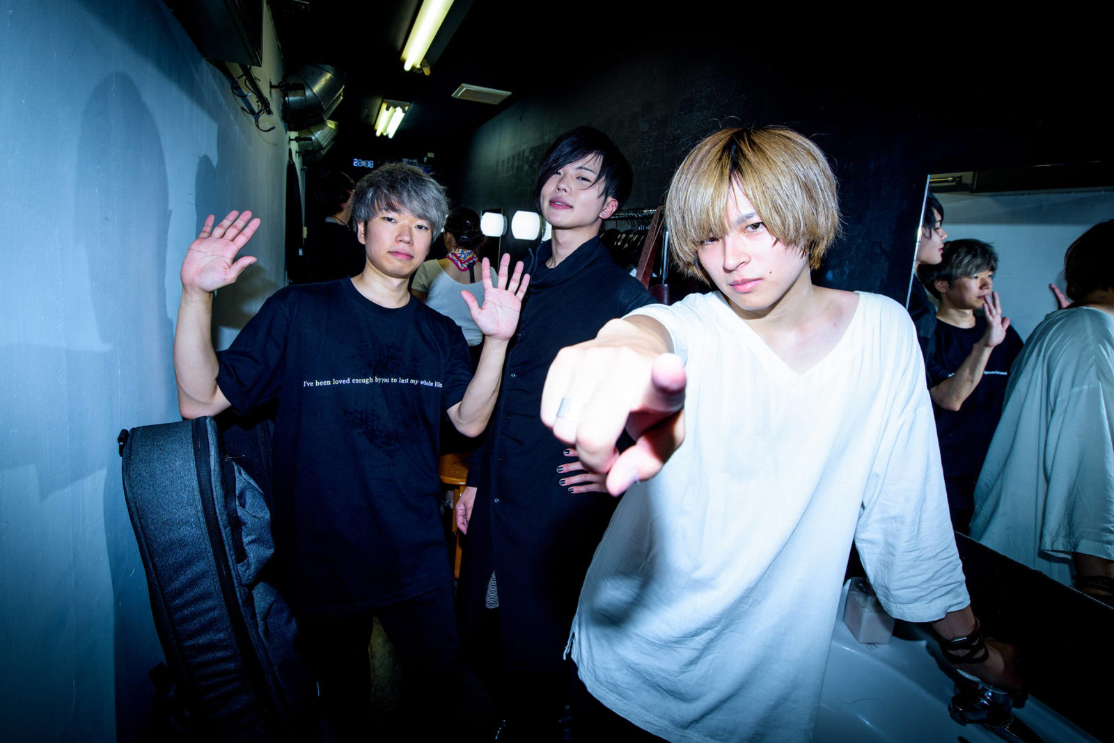 東京発3ピースロックバンド Plot Scraps、待望の2nd Mini Album『FLAWLESS YOUTH』を4月24日(水)にリリース決定サムネイル画像