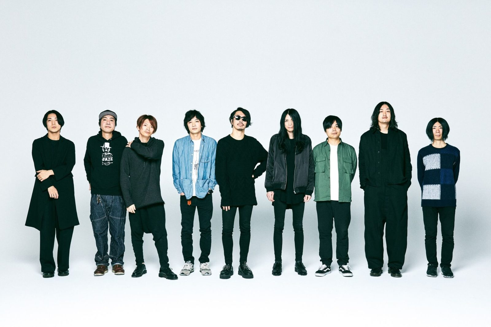 tacica、THE NOVEMBERS、People In The Box、盟友3バンド合同イベントツアー「TOMOE 2019」7年半ぶり開催決定サムネイル画像