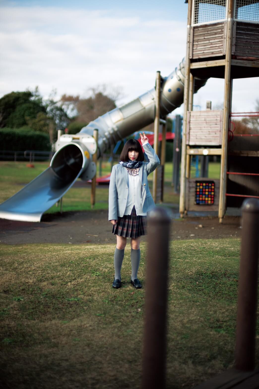 吉田凜音  リアル卒業ソング「#film 」マーシュ彩と共演のMV公開サムネイル画像