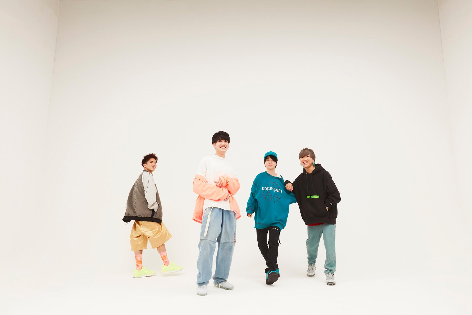 ACE COLLECTION 初デジタルアルバム「December 9」リリース&MV公開