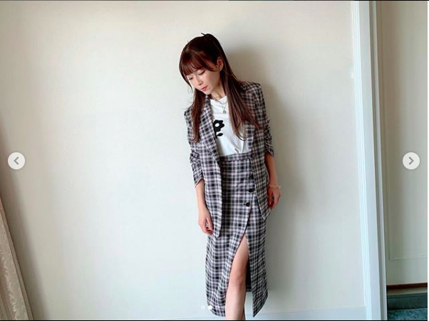 AAA宇野実彩子、美脚ちらりの衣装紹介写真に絶賛と気遣いの声「美脚!」「ちょっと痩せましたか?」サムネイル画像