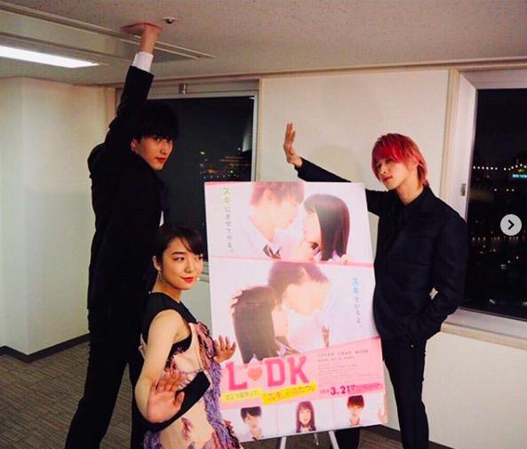 """横浜流星、""""無敵ピンク""""のドアップ写真にファン悶絶「まじでかっこいい」「美し過ぎ」"""