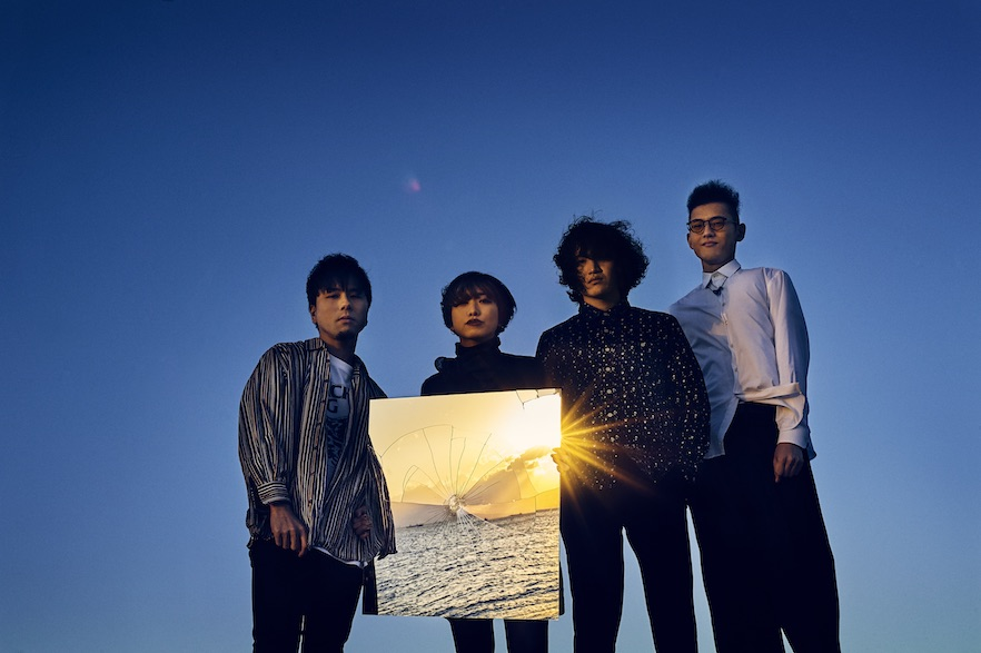 RAMMELLS、2ndアルバム「Mirrors」を引っ下げた初の全国ツアーが決定