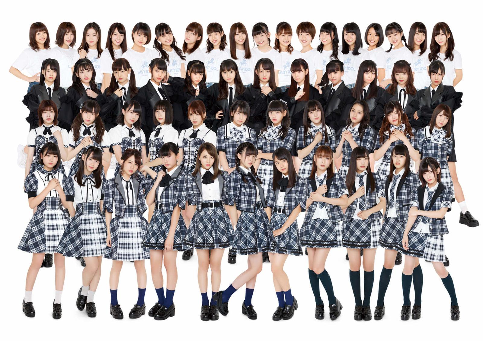 ラストアイドル、6thシングル「大人サバイバー」発売記念プレミアムライブ開催決定サムネイル画像