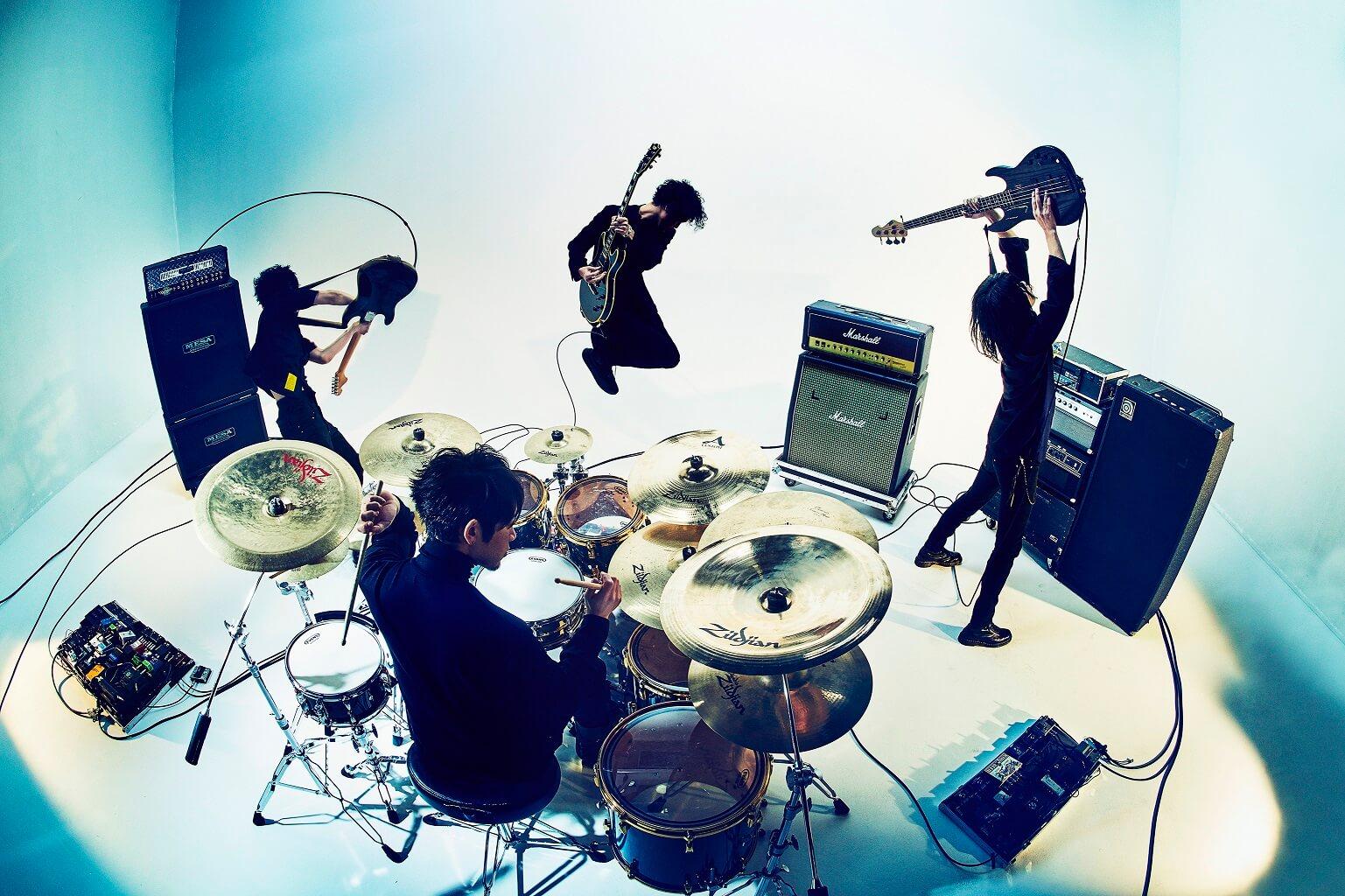 9mm Parabellum Bullet「名もなきヒーロー」ミュージックビデオ公開サムネイル画像