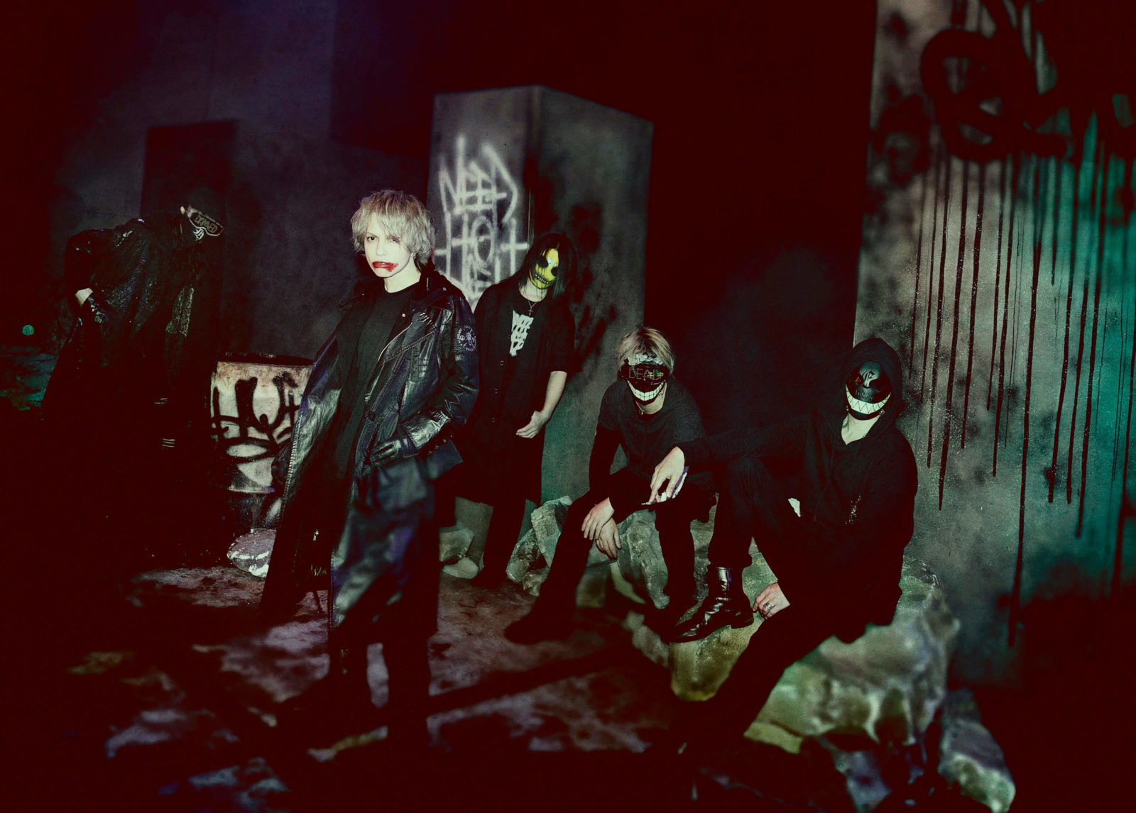 HYDE、6月19日にNew Album「anti」発売決定サムネイル画像
