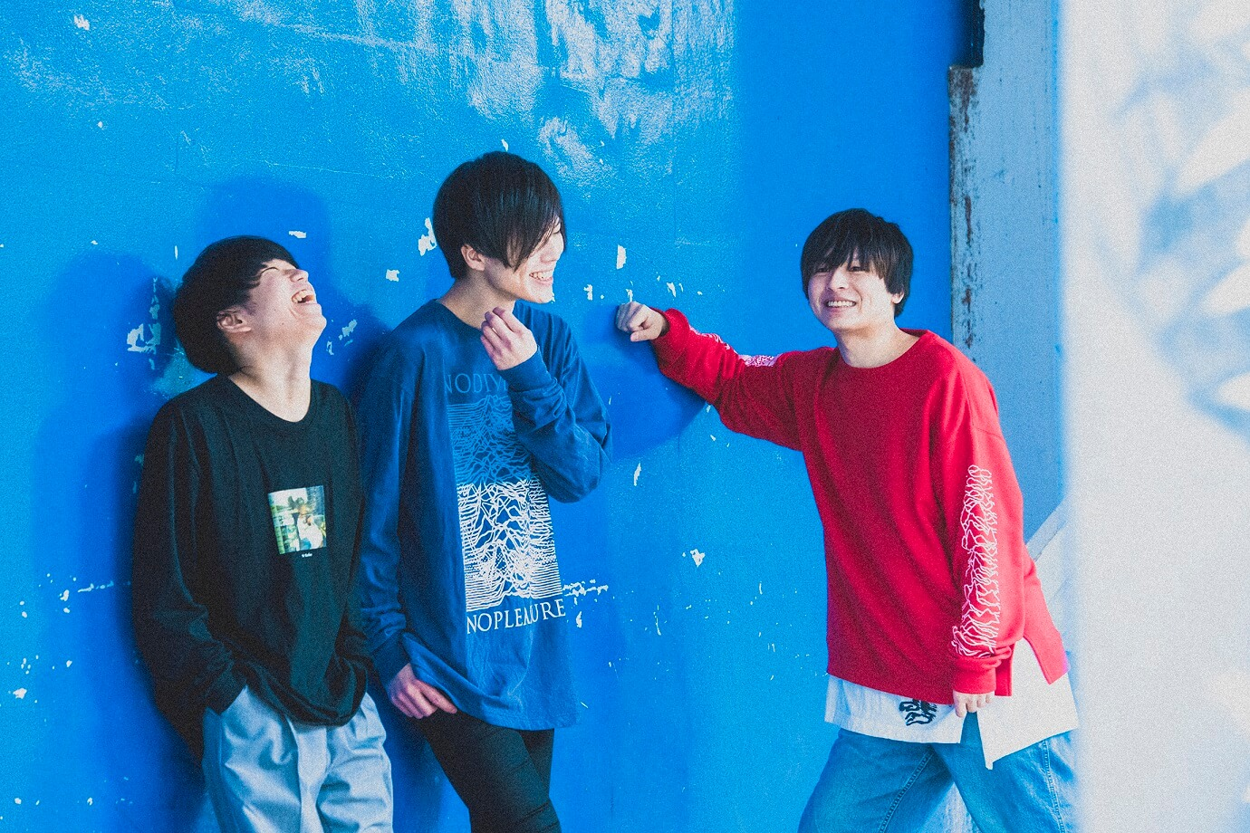 Plot Scraps、2nd Mini Albumから「FLAWLESS YOUTH」MV公開サムネイル画像