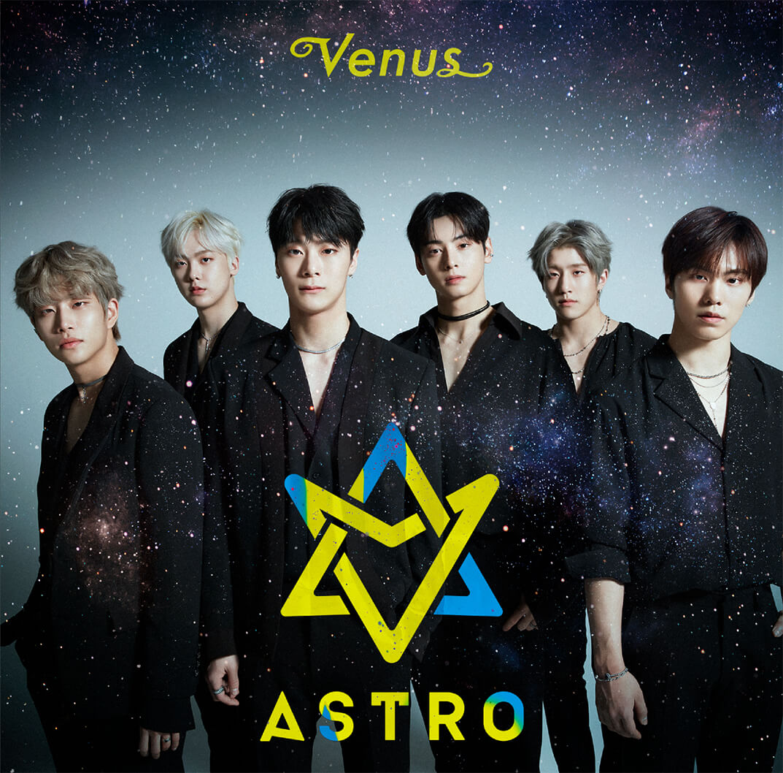 ASTRO、日本デビューミニアルバム「Venus」のジャケ写&ソロアー写解禁サムネイル画像