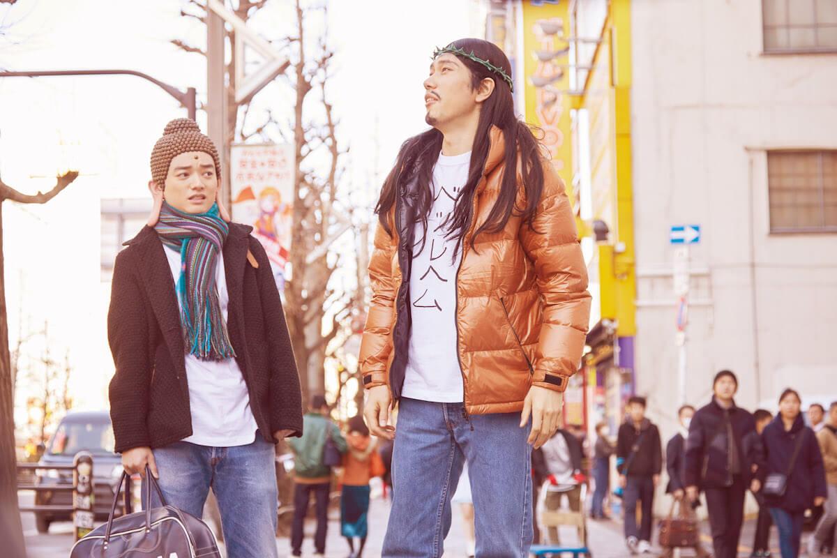 松山ケンイチ&染谷将太『聖☆おにいさん 第Ⅱ紀』のビジュアルと特報映像が初公開サムネイル画像