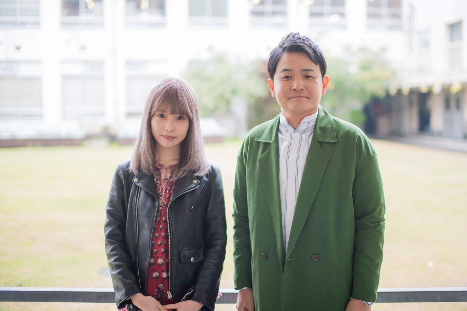 藤川千愛、デビューアルバム「ライカ」に同郷の千鳥ノブが初の歌詞提供サムネイル画像